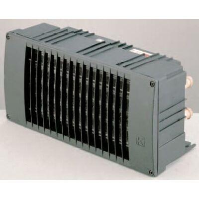 SILENCIO 2 melegvizes fűtőradiátor 12V szürke