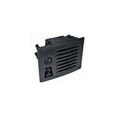 KUBA VA200 melegvizes fűtőradiátor 12V fekete