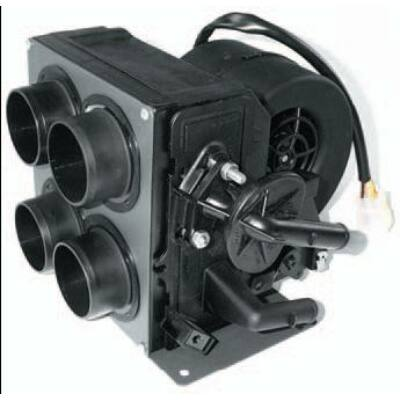 AK 530 ED4 melegvizes fűtőradiátor  6 kW   24V