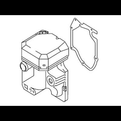 Webasto Thermo Top E/C ventilátor