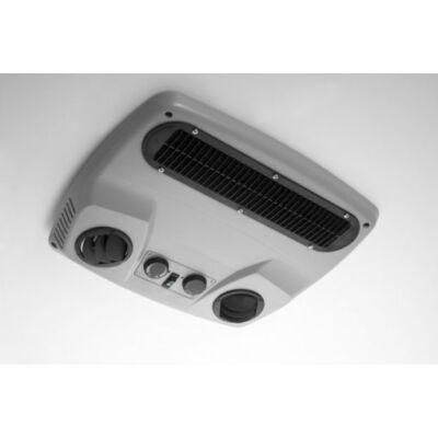 Klimatop szürke levegő-diffúzor szűrővel elektronikus vezérlő panellel 24V