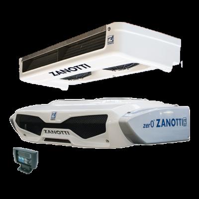 Zanotti Z380s 12/230/400V raktérhűtő (R134a)