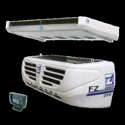 Zanotti // SFZ258 12/230V raktérhűtő (R452a)