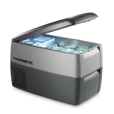 Dometic CDF 36 CoolFreeze // hordozható kompresszoros hűtőláda és fagyasztó 12/24V DC és 100-240V AC, 31 l