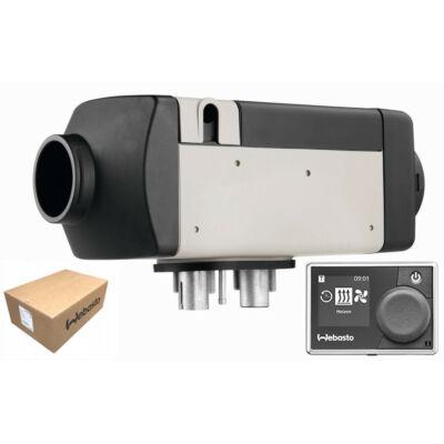 Webasto Air Top 2000STC Benzines 12V Basic + beépítőkészlet és MultiControl kezelőelem kerettel, kábellel